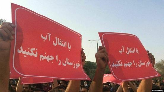آنچه در خوزستان میگذرد!،آنچه در ایران میگذرد!- حسن بایگان